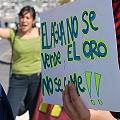 Entregaron rechazo escrito a la megaminería al gobernador de Río Negro