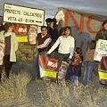 Mantienen viva su oposición a la minería