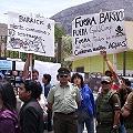 Comunidades exigen derogación del Tratado Minero suscrito entre Chile y Argentina