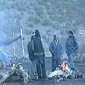 Comuneros cortan accesos a Minera Pelambres