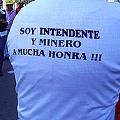 Intendentes y jefes comunales de la meseta conocieron mina de San Juan