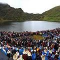Reanudan huelga antiminera en Cajamarca