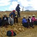 Denuncian abusos a familia que vive en zona de proyecto Conga