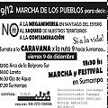 Se consolida lucha contra minería en Santiago del Estero