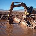 Restringirían agua a minera Santa Rita si no baja el consumo