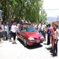 Campanas contra la mina en La Rioja.