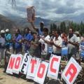 27 mil médicos y profesionales de la salud piden parar la mega minería