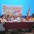 1 de Febrero de 2012: Inicio de la marcha nacional por el agua