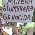 """""""La Alumbrera exportó la contaminación de Catamarca a Tucumán"""""""
