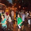 Contra la megaminería en la Quinta Presidencial de Olivos