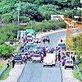Fiscal ordenó desalojar la ruta a activistas pro minería