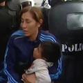 Presentan hábeas corpus ante represión