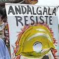 Declaración de la Multisectorial Nacional en Andalgalá