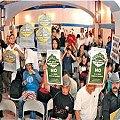 En medio de protestas, inicia consulta sobre proyecto minero