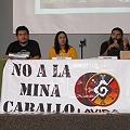 Exigimos cancelar el proyecto minero Caballo Blanco
