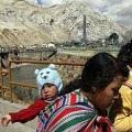 Estudio revela que niños en La Oroya nacen con plomo en la sangre debido a contaminación