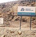 Acuerdo para explotación de una mina de cobre