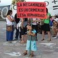 Rotunda posición de los pediatras contra la megaminería