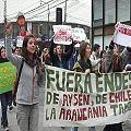 Manifestaciones en varias localidades por la conciencia, respeto y defensa de las aguas