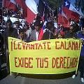 Capital minera de Chile se moviliza por 100 años de abusos de la actividad