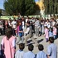 Escuela secundaria junto a otra primaria y un jardín de infantes festejaron el 23 de marzo