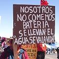 Inician cortes contra megaminería en Jujuy
