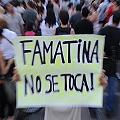 Ministro no quiere manifestaciones antimineras y pide que actúe la Justicia
