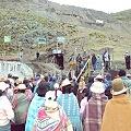 Queman instalaciones de minera Ciemsa en Paratía
