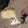 Derrame tóxico de camión de Anglo American pone en riesgo agua potable del oriente de Santiago