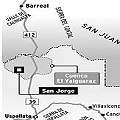Coro podría presentar EIA sobre San Jorge a gobierno de San Juan