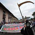 Convocan nueva huelga indefinida contra proyecto minero Conga