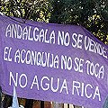 Vehículos de Minera Agua Rica detenidos por asambleístas