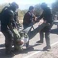 Ante la represión del pueblo tinogasteño, escrache