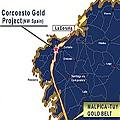 El oro de Galicia: Chantajes, promesas inciertas y certezas de daños