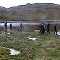 Contaminación de laguna Huachucocha pasa piola