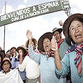 Seis días de huelga en Espinar por estragos de minera Xstrata Tintaya
