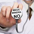 El Circulo Médico también rechaza la megaminería