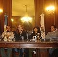 Asambleístas de Loncopué, Famatina y Tinogasta en la Legislatura porteña