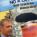 Soborno por ley: Chubut pretende entregar un cheque con regalías mineras a la población