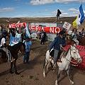 Advierten el avance de mineras, petroleras y estancieros sobre comunidades originarias