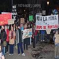 Una multitud en Esquel enfrentando la megaminería y con firmes mensajes a los gobiernos