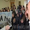 Inédito e histórico encuentro del Intendente con vecinos por el No a la Mina