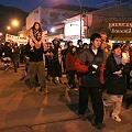 Marcha con el mandato a los legisladores: NO A LA MINA en todo Chubut