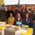 Guías de pesca de Chubut: El agua es vida, la megaminería la derrocha y contamina