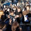 Trabajadores de prensa hicieron público su rechazo a la megaminería