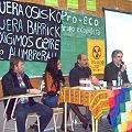Debatieron sobre mineria, ambiente y desarrollo