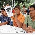 Pistoleros de la minera hieren a dos comuneros opositores a la mina en San José del Progreso
