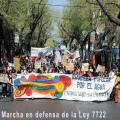 Mendoza saluda y festeja con Esquel los 10 años del NO A LA MINA