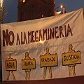 Radicales de siete localidades se pronunciaron contra la megaminería