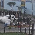 Policías hacen de matones de Yanacocha